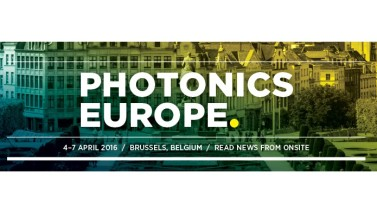 ICONE present at SPIE Photonics Europe