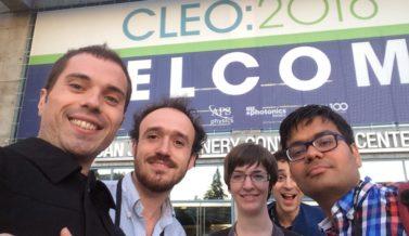CLEO 2016